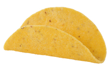 Dreamers Gourmet Gluten Free Yellow Corn Mini Taco Shell